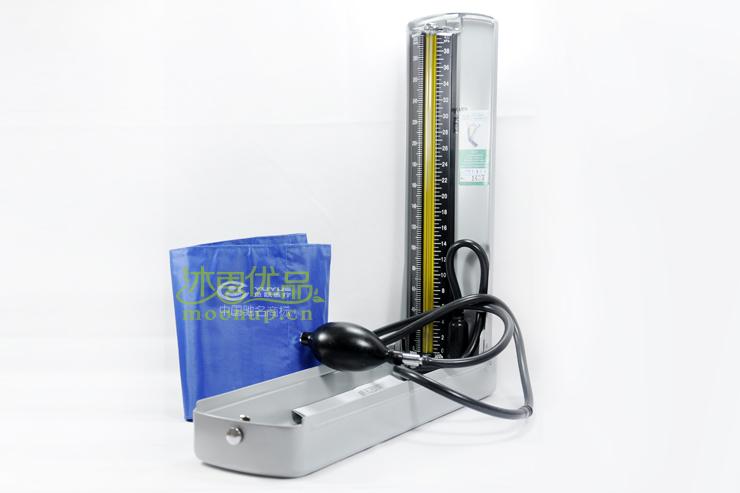 水银血压计安装图展示